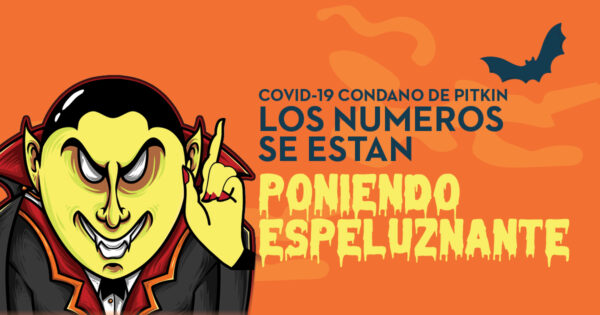 the numbers are looking spooky spanish