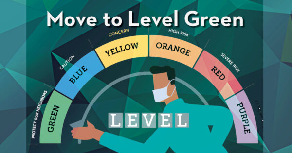 Pitkin County Moving to Level Green