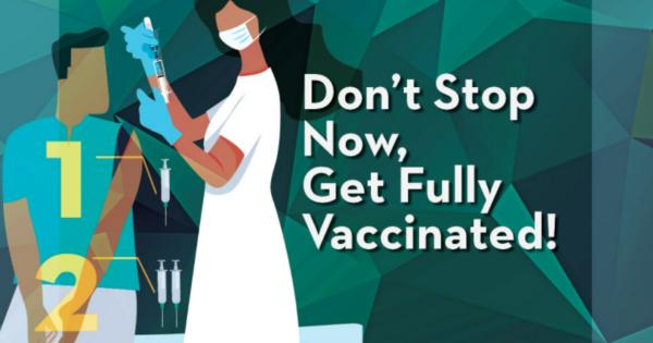 Obtenga el blog (completamente) vacunado