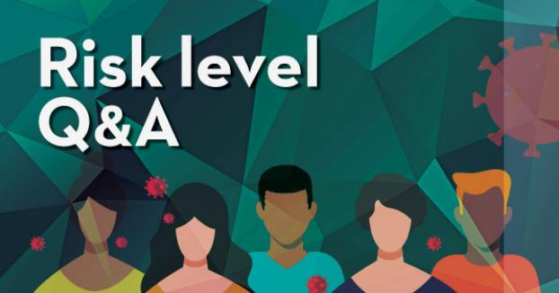 Risk Level Q&A blog