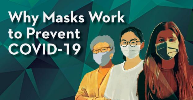 White Paper on Mask Effectiveness blog